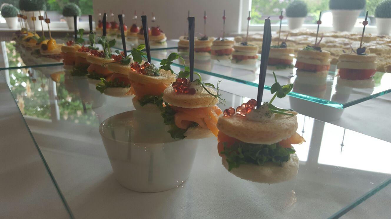 Fingerfood & Canapees Vorsfelder Hof