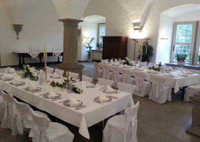 Außer Haus Event Schloss Wolfsburg